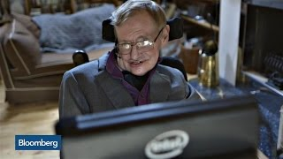Video Stephen Hawking's Voice and the Machine That Powers It MP3, 3GP, MP4, WEBM, AVI, FLV Maret 2018