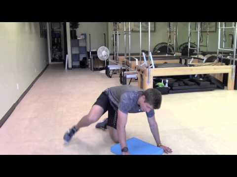 FQ10 Trainer, Jesse Dietrick Reveals His Hockey Tip of the Week — Upper Body Progressions