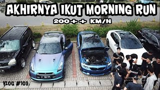Video SPEEDING ALERT!! MORNING RUN PAKE NISSAN GTR R35 | CARVLOG #109 MP3, 3GP, MP4, WEBM, AVI, FLV Desember 2018