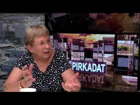 PIRKADAT: dr. Gönczöl Katalin