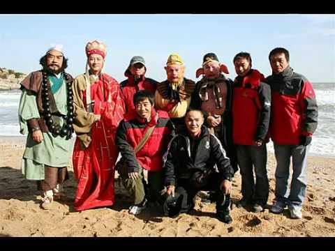 吴承恩与西游记剧照Photos from Wu Cheng En & Journey to the West 2010 by Liu Xiao Ling Tong