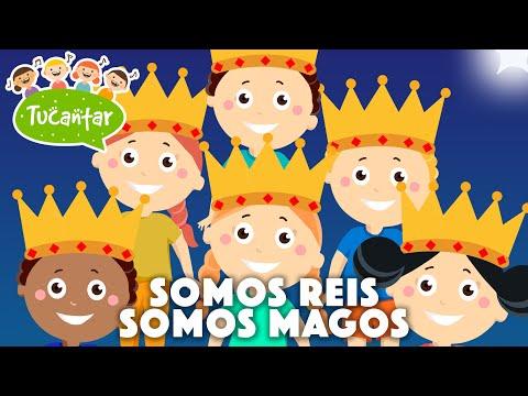 Somos Reis, somos Magos (Canção de Reis) | Tucantar - Música Infantil