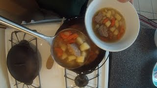 Kho Chay is intended to be a vegetarian stew, but that's sort of a soup. REAL United States Facebook Page:...