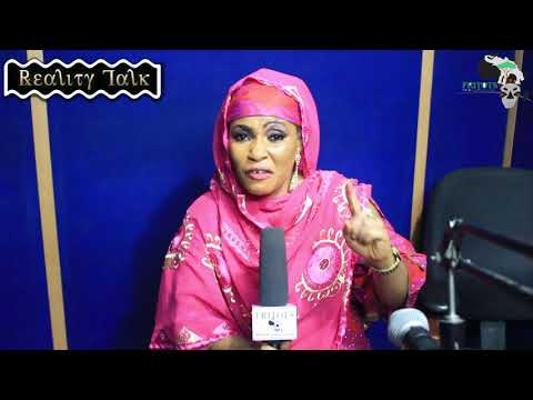 Today's Reality Talk show with Alhaja Modimat Asabi(Barrytide)