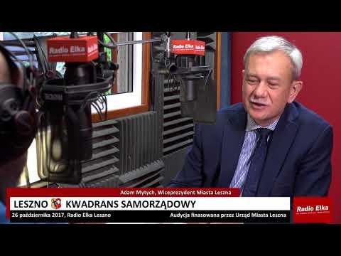 Wideo1: Leszno Kwadrans Samorządowy 26 października 2017