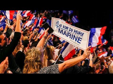 Η αποκατάσταση της κυριαρχίας της Γαλλίας, στην κορυφή της προεκλογικής ατζέντας της Μαρίν Λεπέν