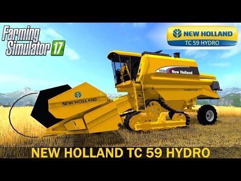 NEW HOLLAND TC 59 HIDRO v1.0