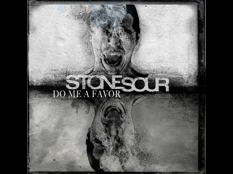 Stone Sour - Do Me A Favor (OFFICIAL LYRIC VIDEO)
