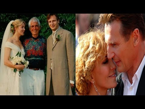 9 Years After Losing Wife Liam Neeson Opens Up With Stirring Truth About Relationship