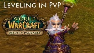 "WoW ""Leveling MoP""Time-Lapse x12"