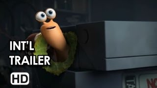 Turbo International Trailer #2 2013 Movie HD