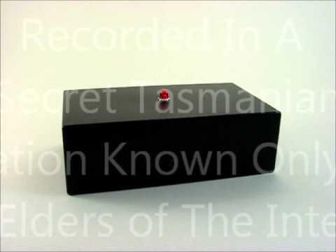 Secret film from Tasmanian Lab