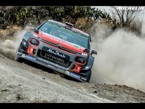 Highlights - 2017 Rally Mexico - Michelin Motorsport