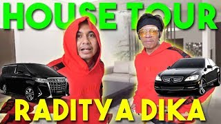 Download Video HOUSE TOUR RADITYA DIKA #AttaGrebekRumah | EPS 2 | PART 1 MP3 3GP MP4