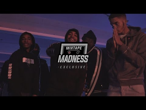 #150 Grizzy x M24 x Stickz x K Chuks x Slapit24 x J Boy – Trenches (Music Video) | @MixtapeMadness