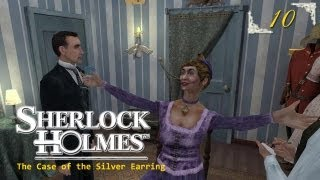 Sherlock Holmes (Video Games) - The Secret of the Silver Earring - Pt.10