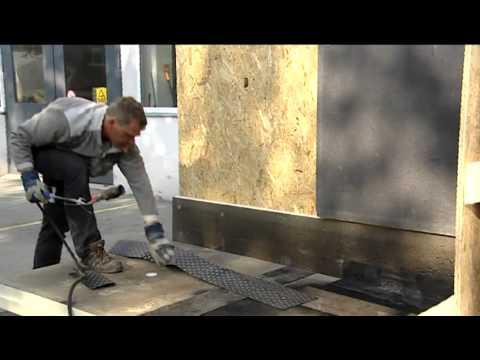 Kingspan katuse ja seina soojustus (Nurgakivi TV 2013)