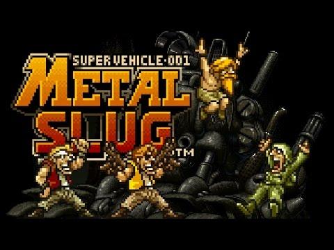 metal slug 5 neo geo rom download