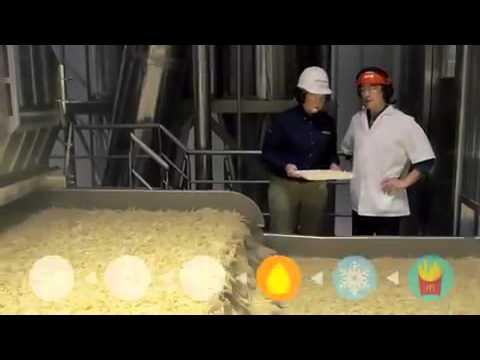 很多人都懷疑麥當勞薯條是不是100%馬鈴薯做成的,麥當勞這次終於公開了薯條工廠製作全過程給大家看了!