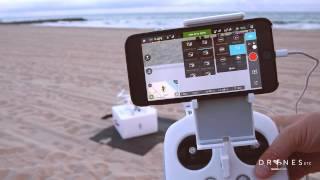 Video DJI Phantom 3 First Flight and DJI Pilot App Overview HD MP3, 3GP, MP4, WEBM, AVI, FLV Agustus 2017