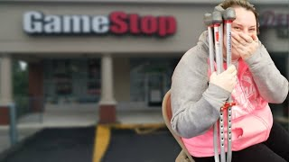 Video I TOLD HER TO BUY WHATEVER SHE WANTS AT GAMESTOP! MP3, 3GP, MP4, WEBM, AVI, FLV April 2018