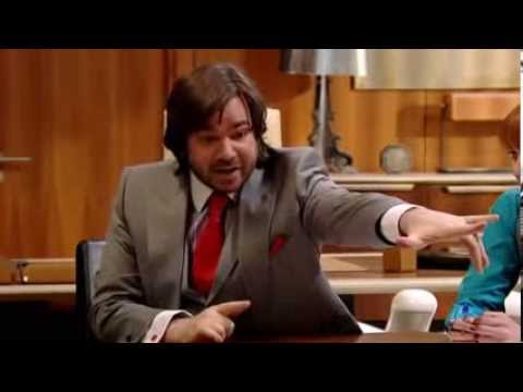 The IT Crowd - Douglas Reynholm attempting to fire his lawyer (S04E06)