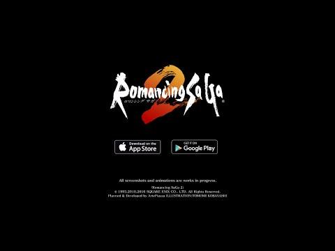 romancing-saga romancing-saga-2 square-enix video
