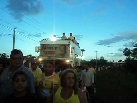 Procissão do Padroeiro São José em Angicos RN 2012.AVI