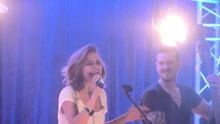 Halo  <b>Bethany Joy Lenz</b> Live In Paris 27092015