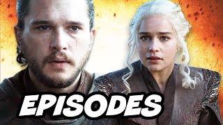 Game Of Thrones Season 7 Episode 1 - 3 Titles Breakdown. Dragonstone, Daenerys Targaryen, Jon Snow, Cersei Lannister, Episode 2 and Episode 3 Theory ► https:...