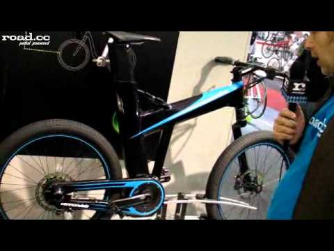 Eurobike show shorts: Cannondale e-bike