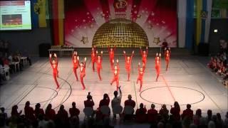 Formation I - Süddeutsche Meisterschaft 2014