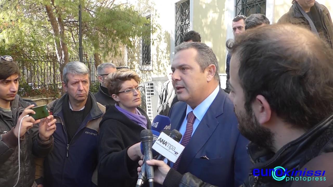 Αναβλήθηκε η δίκη Κουρτάκη – Τζένου λόγω κωλύματος του συνηγόρου