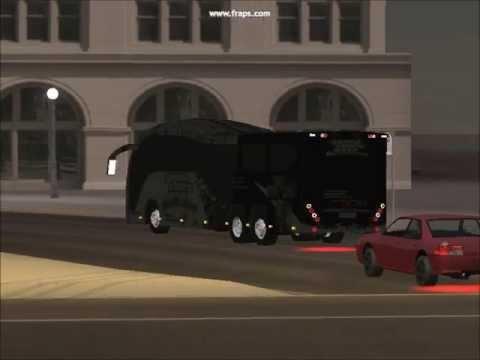 DESCARGAR NUEVO BUS  COACH TUNING PARA GTA SAN ANDREAS 2013