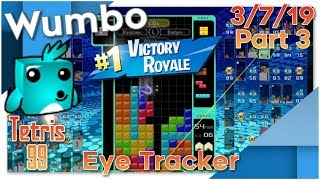 Tetris 99 Battle Royale - Win Streaks - Wumbo 805+ Wins