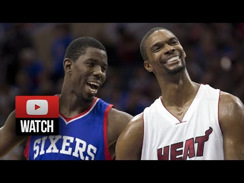 Bosh - BUY NOW BoingVERT for smart athletes! 50% OFF http://goo.gl/RdgL83 Download EVERY NBA game in HD! http://goo.gl/FJU58O Like, Comment, Share & Subscribe for m...