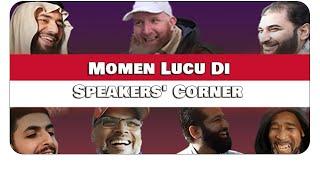 Video Momen Lucu Di Speakers' Corner MP3, 3GP, MP4, WEBM, AVI, FLV November 2018