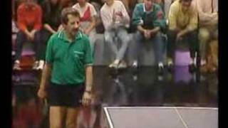 TABLE TENNIS - SHOW SECRETIN - PURKART