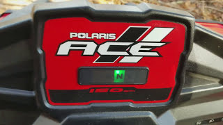7. Polaris Ace 150 UTV Field Review