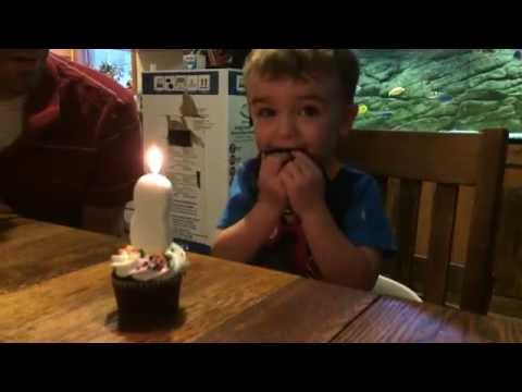 Kid Can t Blow Out Candle