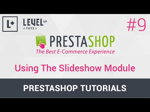 how to use prestashop youtube