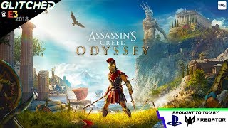 Assassin's Creed: Odyssey 4K Gameplay from E3 2018