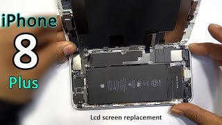 iPhone 8 plus lcd screen replacement