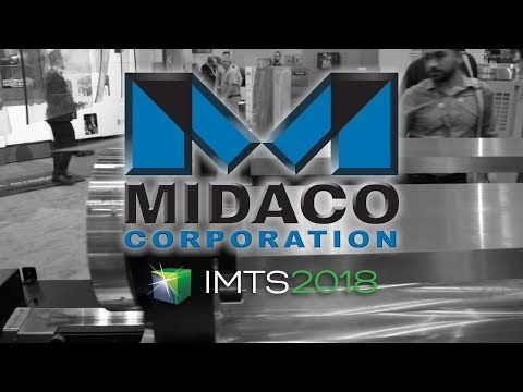 Midaco Corporation at IMTS 2018