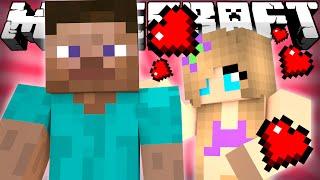 Minecraft - STEVE GETS A GIRLFRIEND?
