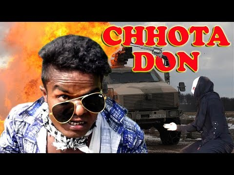 CHHOTA DON || Full Entertainment | Chhotu Comedy | New Comedy