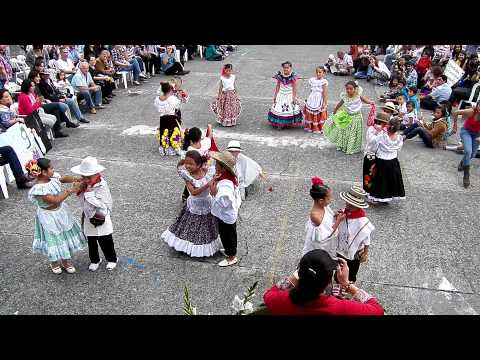 Comparsa grado Primero Fiestas Gemellistas 2012