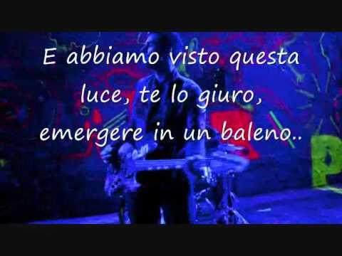 , title : 'Coldplay - Every Teardrop is waterfall traduzione testo in italiano - testo italiano'