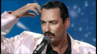 Australia's Got Talent 2011 - Freddy Mercury