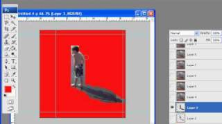 Video to Photoshop to Flash: Tutorial 4